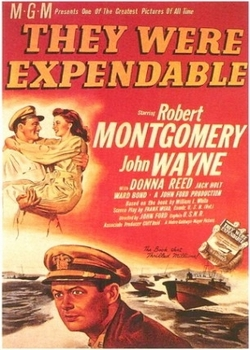 Их было не вернуть / They Were Expendable (1945)