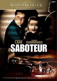 Диверсант / Saboteur (1942)