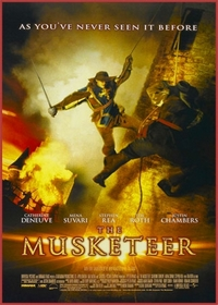 Мушкетер / The Musketeer (2001)