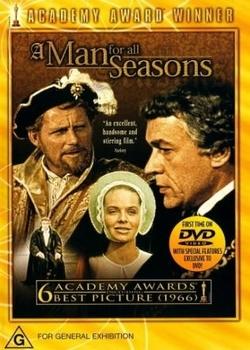 Человек на все времена / A Man for All Seasons (1966)