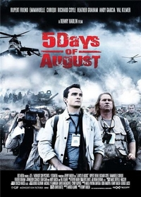 5 дней в августе / 5 Days of War (2011)
