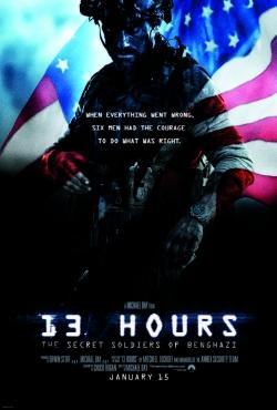 13 часов: Тайные солдаты Бенгази.