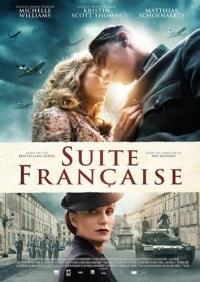 Французская партита / Suite française (2014)