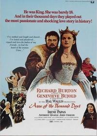 Тысяча дней Анны / Anne of the Thousand Days (1969)