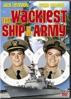Самый дурацкий корабль в армии / The Wackiest Ship in the Army