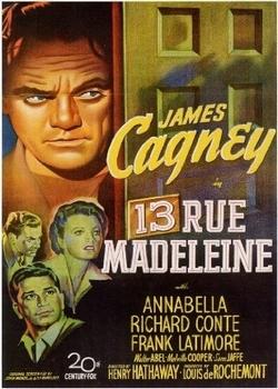 Дом 13 по улице Мадлен / 13 Rue Madeleine (1947)
