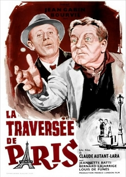 Через Париж  / La traversee de Paris