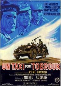Такси до Тобрука / Un taxi pour Tobrouk