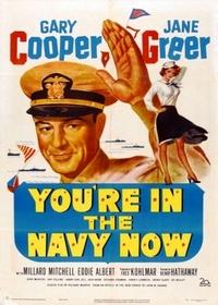 Теперь ты на флоте / You're in the Navy Now
