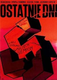 Последние дни / Ostatnie dni (1969)