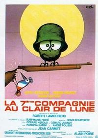 Седьмая рота при свете луны / La Septieme compagnie au clair de lune