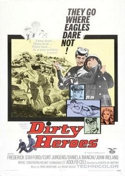А завтра вас бросит в адское пекло / Dirty Heroes (1968)