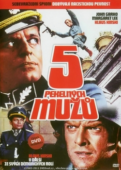 Пятеро из ада / 5 Per L'inferno (1969)