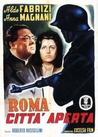 Рим – открытый город / Roma, città aperta (1945)